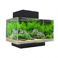Fluval Edge 23L Aquarium Set - Gloss Black